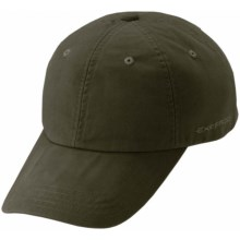 ExOfficio Bugsaway Classic Cap Hat - Insect Shield® (For Men and Women) in Dusty Olive - Closeouts