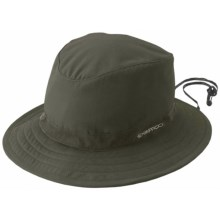 ExOfficio BugsAway® Cotton Sun Bucket Hat - UPF 30+, Insect Shield® (For Men and Women) in Olive - Closeouts