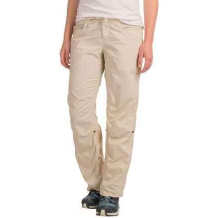 ExOfficio BugsAway® Damselfly Pants - UPF 30+, Convertible (For Women) in Bone - Closeouts