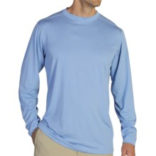 ExOfficio Bugsaway® Impervio T-Shirt - Long Sleeve (For Men) in Cayman - Closeouts