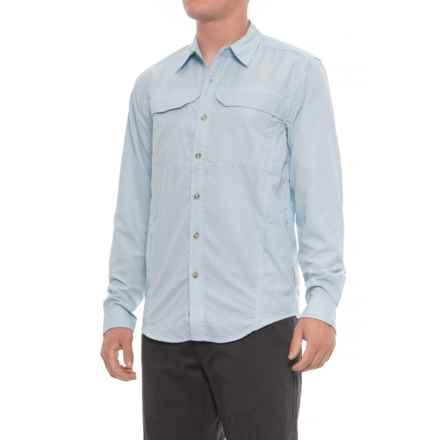 ExOfficio BugsAway® Viento Shirt - UPF 30, Long Sleeve (For Men) in Sky - Closeouts