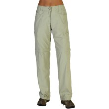 ExOfficio BugsAway® Ziwa Convertible Pants - UPF 30+ (For Women) in Botanic - Closeouts