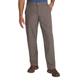ExOfficio BugsAway® Ziwa Pants - UPF 30+ (For Men) in Slate