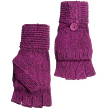 ExOfficio Cafenista Javatech Convertible Mittens (For Women) in Dazzle - Closeouts