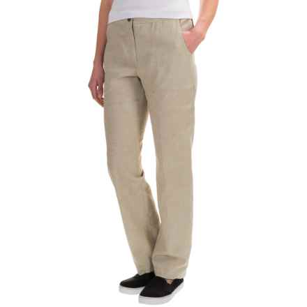 ExOfficio Caletta Drawstring Pants (For Women) in Papyrus - Closeouts