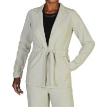 ExOfficio Caletta Jacket (For Women) in Papyrus - Closeouts