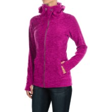 ExOfficio Calluna Fleece Jacket (For Women) in Dazzle - Closeouts