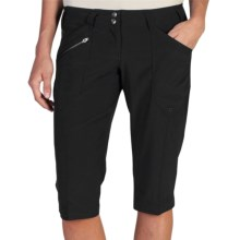 ExOfficio Camina Dig'r Capris - UPF 50+ (For Women) in Black - Closeouts