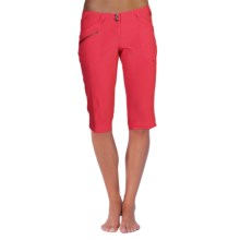 ExOfficio Camina Dig'r Capris - UPF 50+ (For Women) in Grenadine - Closeouts