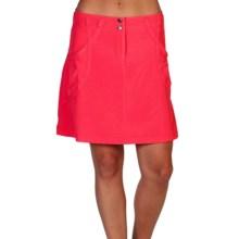 ExOfficio Camina Skirt - UPF 50+ (For Women) in Grenadine - Closeouts