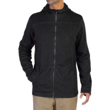 ExOfficio Caminetto Hoodie - Zip Front (For Men) in Black - Closeouts