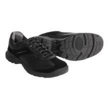 ExOfficio Caravan Shoes - Leather (For Men) in Black - Closeouts