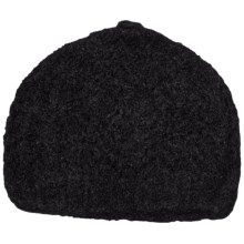 ExOfficio Chaleur Boucle Beanie Hat (For Women) in Black - Closeouts