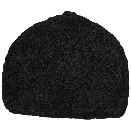 ExOfficio Chaleur Boucle Beanie Hat (For Women) in Stone