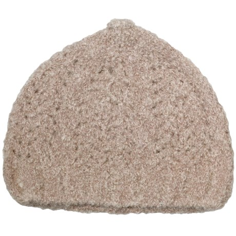 ExOfficio Chaleur Boucle Beanie Hat (For Women) in Stone