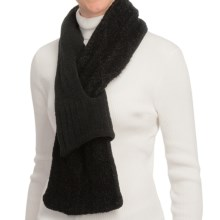ExOfficio Chaleur Boucle Scarf (For Women) in Black - Closeouts
