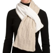 ExOfficio Chaleur Boucle Scarf (For Women) in Stone - Closeouts