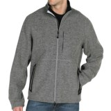 ExOfficio Consolo Jacket - Fleece-Wool, Full Zip (For Men)