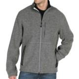 ExOfficio Consolo Jacket - Fleece-Wool, Full Zip (For Men)