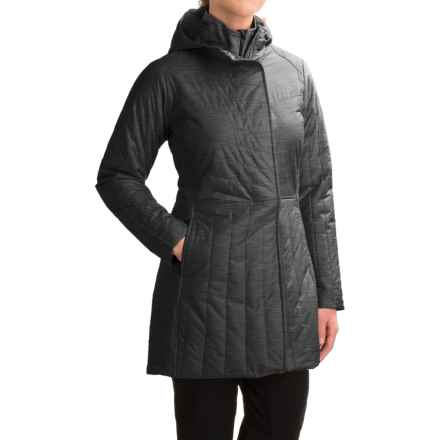 ExOfficio Cosima Coat - Insulated (For Women) in Black - Closeouts