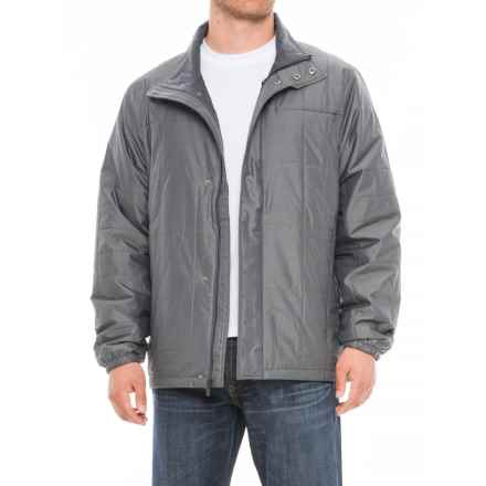 ExOfficio Cosimo Jacket - Insulated (For Men) in Carbon - Closeouts