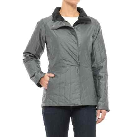 ExOfficio Cosmia Jacket - Insulated (For Women) in Carbon - Closeouts