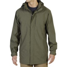 ExOfficio Deluvian Rain Trench Coat - Hooded (For Men)