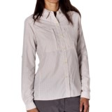 ExOfficio Dryflylite Check Shirt - UPF 30, Long Sleeve (For Women)