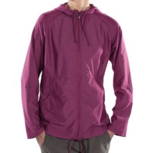 ExOfficio Dryflylite Cover Jacket - UPF 30+ (For Women) in Hibiscus - Closeouts