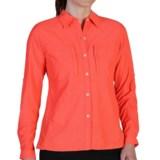 ExOfficio Dryflylite Shirt - Long Sleeve (For Women)