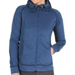 ExOfficio ExO Arrojo Hoodie - Dri-Release®, FreshGuard, Full Zip (For Women) in Ensign