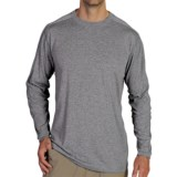 ExOfficio ExO Dri Crew T-Shirt - Long Sleeve (For Men)