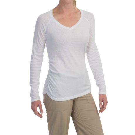 ExOfficio ExO Dri Pointelle Long-Sleeve Shirt