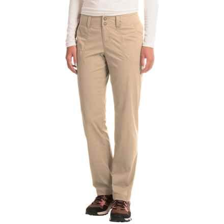 ExOfficio Explorista Pants - UPF 30, Short (For Women) in Safari - Closeouts