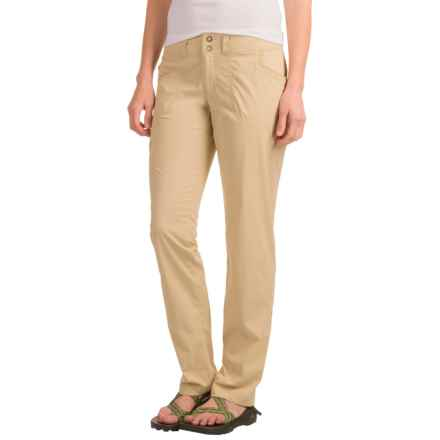 ExOfficio Explorista Pants - UPF 50 (For Women) in Safari - Closeouts