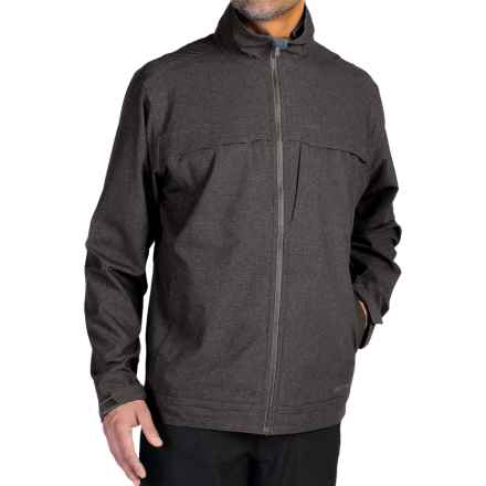 ExOfficio Fastport 10-Pocket Jacket (For Men) in Black - Closeouts