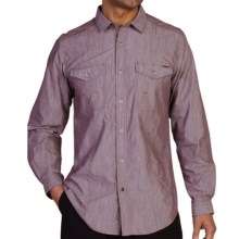 ExOfficio Ferrara Shirt - Long Sleeve (For Men) in Baroque - Closeouts