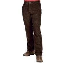 ExOfficio Flexcord Pants - Stretch Cotton (For Men) in Coffee - Closeouts