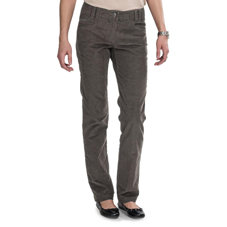 Popular Woolrich Fairwinds Pants  Reflex Stretch Cotton For Women In Khaki