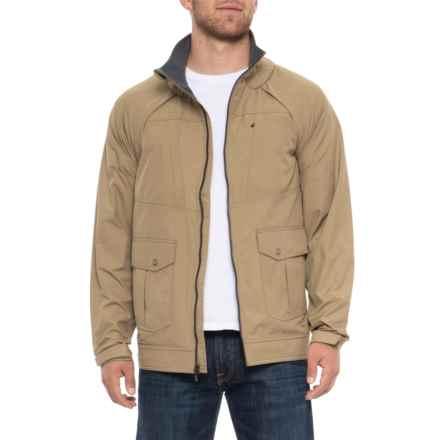 ExOfficio FlyQ Convertible Jacket - UPF 50 (For Men) in Walnut - Closeouts
