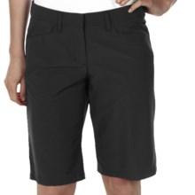 ExOfficio Gallivant Shorts - UPF 50+ (For Women) in Black - Closeouts