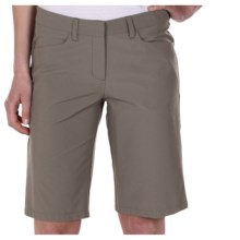 ExOfficio Gallivant Shorts - UPF 50+ (For Women) in Slate - Closeouts