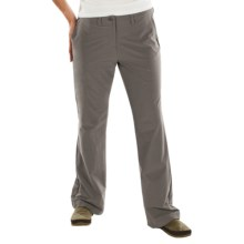 ExOfficio Gallivant Stretch Pants - UPF 50+ (For Women) in Slate - Closeouts