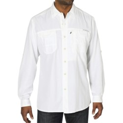 ExOfficio Geotrek'r Field Shirt - UPF 30+, Long Sleeve (For Men) in Henna