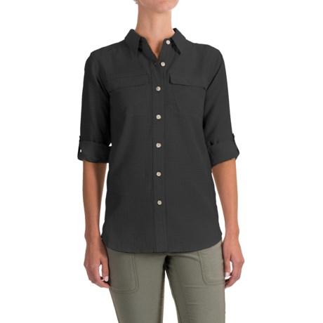ExOfficio Gill Shirt - UPF 20+, Long Sleeve (For Women)