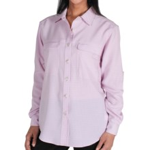 ExOfficio Gill Shirt - UPF 20+, Long Sleeve (For Women) in Sorbet - Closeouts