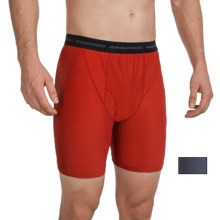 ExOfficio Give-N-Go Boxer Briefs - 2-Pack (For Men) in Curfew/Stop - Closeouts