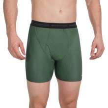 ExOfficio Give-N-Go® Boxer Briefs (For Men) in Petrol - Closeouts