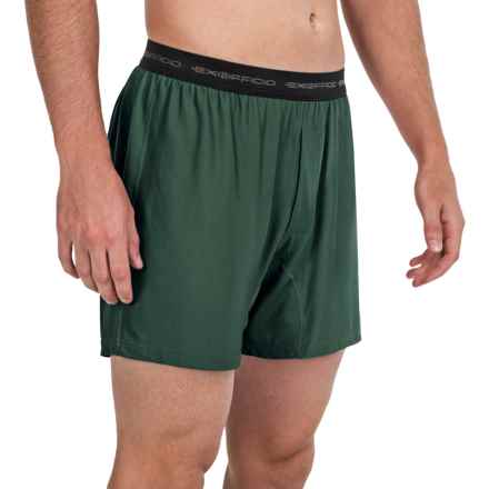 ExOfficio Give-N-Go Boxers (For Men) in Petrol - Closeouts