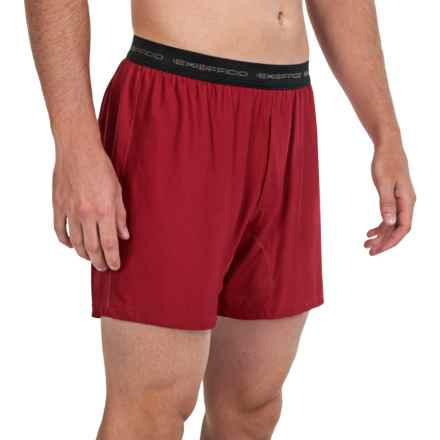 ExOfficio Give-N-Go Boxers (For Men) in Tango - Closeouts